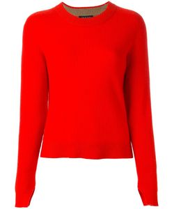 Rag & Bone | Round Neck Jumper Medium Cashmere
