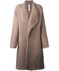 Daniela Pancheri | Thick Lapels Cardi-Coat Ii Polyamide/Wool/Alpaca