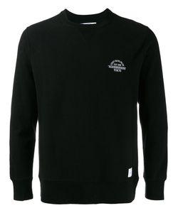 Neighborhood   Logo Print Sweatshirt Medium Cotton