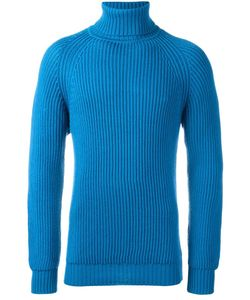 Lc23 | Cable Knit Turtleneck Jumper Xs Merino