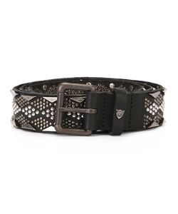 HTC Hollywood Trading Company | Studded Belt 100 Leather