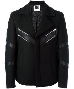 Les Hommes Urban | Padded Jacket 50 Polyamide/Polyester/Viscose/Wool