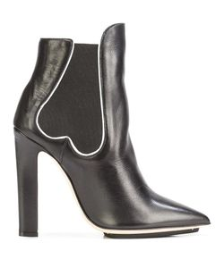 RACINE CARRÉE | Pointed Toe Ankle Boots 39.5 Nappa