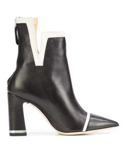 RACINE CARRÉE | Manhattan Boots 38.5 Nappa Leather