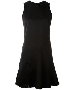 Paco Rabanne | Zip Detailing Flared Dress 40 Wool