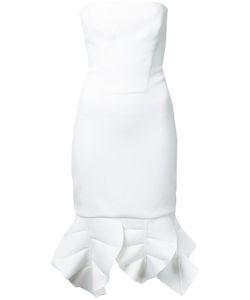 Christopher Esber   Redux Ruffle Leaf Mini Dress 6