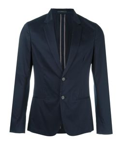 PAUL SMITH LONDON | Fitted Single Breasted Two Button Blazer