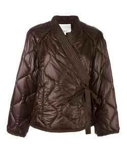 3.1 Phillip Lim | Padded Kimono Jacket Small Acrylic/Polyamide