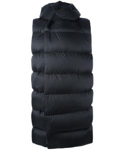 Rick Owens   Sleeveless Padded Coat 46 Feather Down/Polyamide