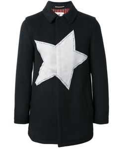 EDUCATION FROM YOUNGMACHINES | Star Patch Short Coat 2