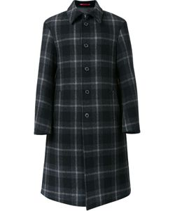 LOVELESS | Plaid Mid Coat 3 Cotton/Acrylic/Nylon/Lambs Wool