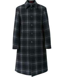 LOVELESS | Plaid Mid Coat 3 Cotton/Acrylic/Nylon/Lambs Wool