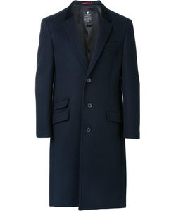 LOVELESS | Flap Pockets Mid Coat 2 Polyester/Rayon/Lambs Wool