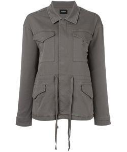 Hudson | Pocket Sienna Jacket Small Cotton/Spandex/Elastane