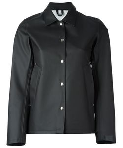 STUTTERHEIM | Buttoned Jacket Small Cotton/Polyester