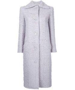 Nina Ricci | Classic Long Coat 34 Polyamide/Wool