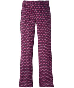 P.A.R.O.S.H. | Seventy Trousers Xs Silk/Spandex/Elastane