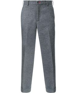 LOVELESS | Tailored Cropped Trousers 3 Cotton/Acrylic/Nylon/Wool