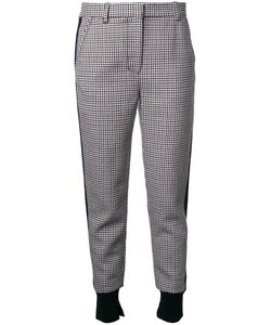 3.1 Phillip Lim | Houndstooth Trousers 4 Wool