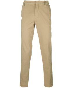 Kenzo | Straight-Leg Chinos 52 Cotton/Spandex/Elastane