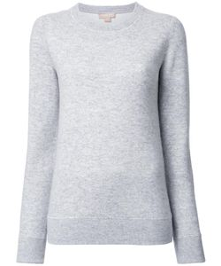 Michael Kors | Basic Sweatshirt Small Cotton/Nylon/Spandex/Elastane/Cashmere