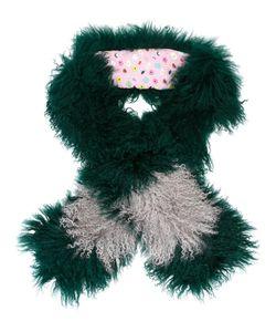 CHARLOTTE SIMONE | Fur Scarf Lamb Fur