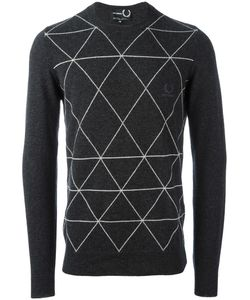 Raf Simons X Fred Perry | Diamond Print Jumper 40