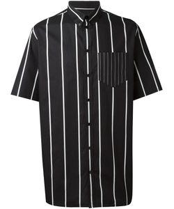 Givenchy   Boxy Striped Shirt 39 Cotton