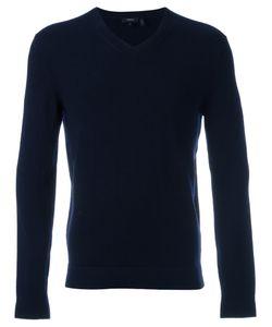 Theory | V-Neck Jumper Medium Cashmere