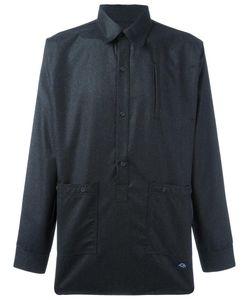 Bleu De Paname | Plain Shirt Medium Wool