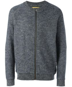 Journal | Boiled Zip Up Cardigan Small Wool