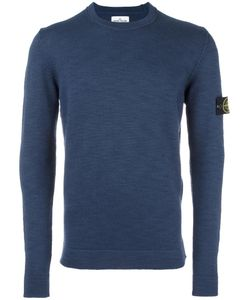 Stone Island | Logo Patch Jumper Xl Wool