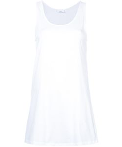 Jil Sander | Scoop Neck Tank Small Cotton/Spandex/Elastane