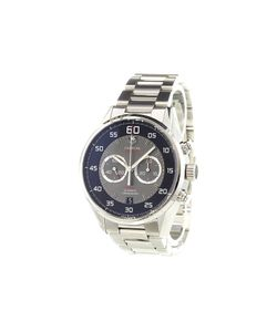 Tag Heuer | Carrera Calibre 36 Chronograph Flyback Analog Watch Stainless