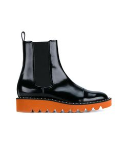 Stella Mccartney | Odette Boots 41 Cotton/Polyester/Polyurethane/Rubber