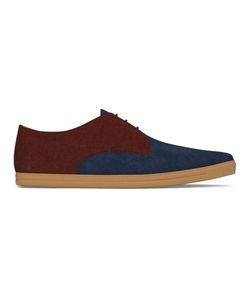 MYSWEAR | Dean Sneakers 43 Calf Leather/Suede/Rubber