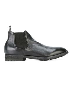Officine Creative | Princeton Chelsea Boots 42 Calf Leather/Leather/Rubber
