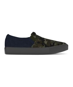 MYSWEAR | Maddox Slip-On Sneakers 42 Calf Leather/Suede/Calf Hair/Rubber