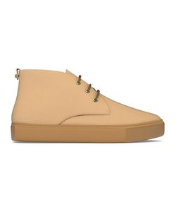 MYSWEAR | Maltby Mid-Top Sneakers 42 Calf Leather/Leather/Rubber