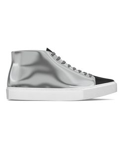 MYSWEAR   Carnaby Hi-Top Sneakers 44 Calf Leather/Leather/Nappa Leather/Rubber