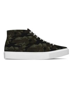 MYSWEAR | Carnaby Hi-Top Sneakers 43 Calf Leather/Calf Hair/Rubber