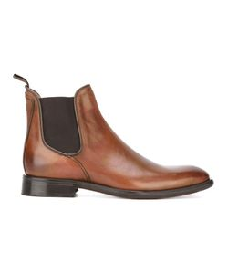OLIVER SWEENEY | Finch Chelsea Boots 8 Leather
