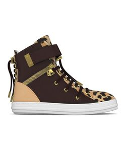 MYSWEAR   Regent Hi-Top Sneakers 39 Calf Leather/Leather/Nappa Leather/Rubber