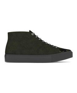 MYSWEAR   Carnaby Hi-Top Sneakers 35 Calf Leather/Suede/Calf Hair/Rubber