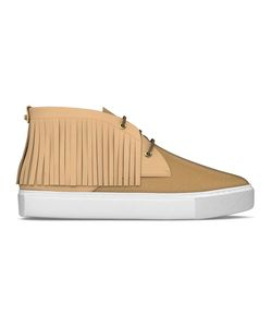 MYSWEAR   Maltby Mid-Top Sneakers 39 Calf Leather/Leather/Nappa Leather/Rubber