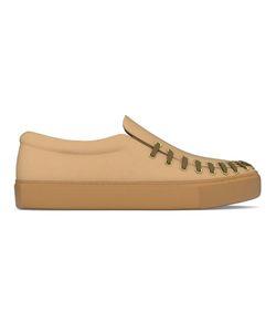 MYSWEAR   Conduit Slip-On Sneakers 40 Calf Leather/Rubber