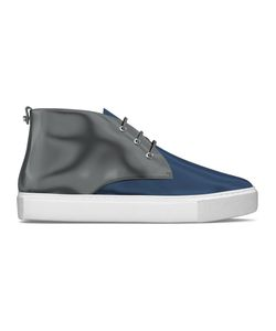 MYSWEAR   Maltby Mid-Top Sneakers 43 Calf Leather/Leather/Rubber