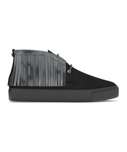 MYSWEAR   Maltby Mid-Top Sneakers 40 Calf Leather/Suede/Rubber