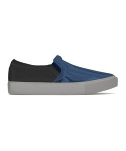MYSWEAR   Maddox Slip-On Sneakers 44 Calf Leather/Leather/Nappa Leather/Rubber