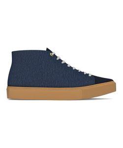 MYSWEAR   Carnaby Hi-Top Sneakers 41 Calf Leather/Suede/Calf Hair/Rubber